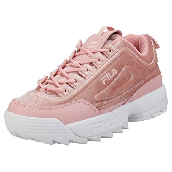 Fila Shoes | Fila Disruptor Ii Velour